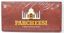 Vintage 1999 Milton Bradley PARCHEESI A Royal Game Of India, New a & Sealed