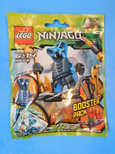 Lego Ninjago 9555 Booster Pack Mezmo   Minifigure 32 Pieces New