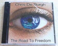 CHRIS DE BURGH The Road to Freedom SOUTH AFRICA Cat# FERRY 888 USA Ship=$10