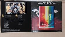 Star Trek the motion picture - Philips video cd - rare