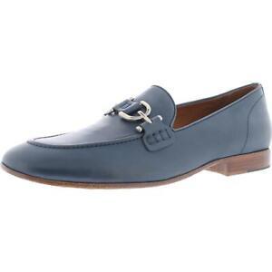 Donald J. Pliner Mens Moritz Leather Slip On Dress Loafers Shoes BHFO 7830