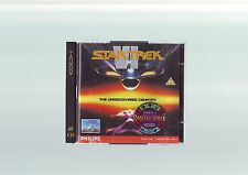 STAR TREK VI 6 : THE UNDISCOVERED COUNTRY - FILM MOVIE VIDEO CD VCD PHILIPS CD-i