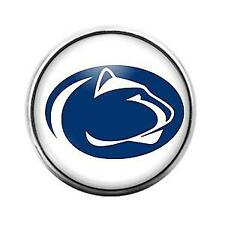 Candy Snap Charm Gd1107 Penn State- 18Mm Glass Dome