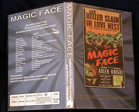 MAGIC FACE DVD Luther Adler Patricia Knight William L. Shirere 1951