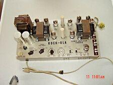 Rockola 434 Amplifier part 41056-1-A