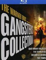 GANGSTER COLLECTION - COFANETTO 4 FILM - BLU-RAY nuovo sigillato [dv59]