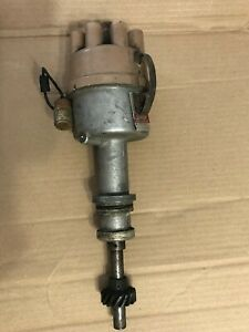 MALLORY DUAL POINT DISTRIBUTOR YL567HP 351 CLEVELAND FORD MUSTANGFAIRLANE Bronco