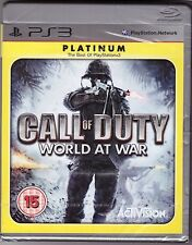 Call of Duty: World at War [PlayStation 3 PS3, Region Free, WW FPS Multiplayer]