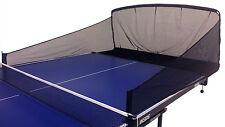 iPong Carbon Fiber Table Tennis Ping Pong Ball Catch Net - Single Robot Training