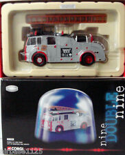 CORGI CC13002 FIRE 999 Dennis F12 Side Pump Engine City Bradford Service 2002