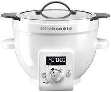 KitchenAid 5ksm1cbet weiß beheizte Rührschüssel