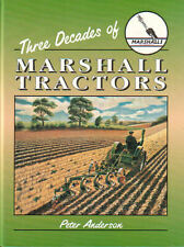 Three Decades of Marshall Tractors by Peter Anderson