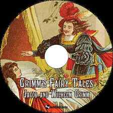 Grimm's Fairy Tales - MP3 CD Audio book in paper sleeve