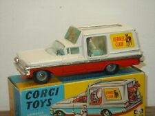 Chevrolet Impala Kennel Service Wagon - Corgi Toys 486 England in Box *37794