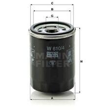 Mann Oil Filter Spin On For Nissan Micra 1.0i 16V 1.3i 16V 1.4i 16V 1.4 16V