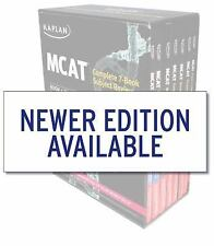 Kaplan MCAT Complete 7-Book Subject Review: Book + Online (Kaplan Test Prep) by