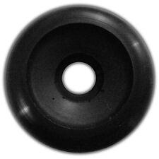 NOS Schmitt Stix BLANK SAW BLADES Skateboard Wheels 65mm 98a BLACK