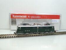 Fleischmann  737201 - N - SBB/FFS - E-Lok 11443 - CHUR - Ae6/6 - DSS - OVP-#1876
