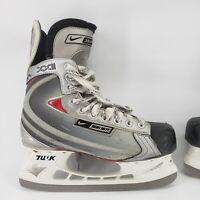 Nike Bauer Vapor XXII Ice Hockey Skates Tuuk Lightspeed2 Junior Size 6.5D