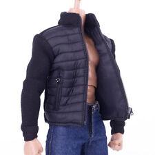 "1/6 Sale MCF-057 007 James Bond Male Down Jacket Warm Coat For 12"" Figure Body"