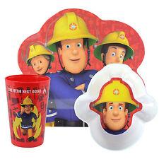 Fireman Sam Dining Sets