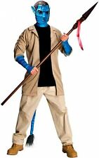 JAKE SULLY Avatar deluxe blue man pandora mens adult costume halloween