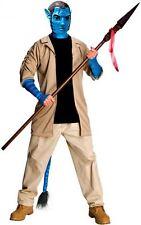 JAKE SULLY Avatar deluxe blue man pandora mens adult costume halloween