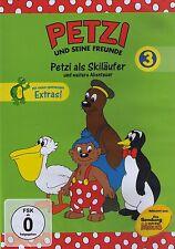 DVD NEU/OVP - Petzi und seine Freunde 3 - Petzi als Skiläufer