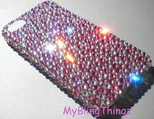 PINK Crystal Bling Diamond Bumpy Case For iPhone 5 5S Made w/ SWAROVSKI Elements