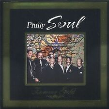 Forever Gold: Philly Soul by Various Artists (CD, Apr-2007, St. Clair)