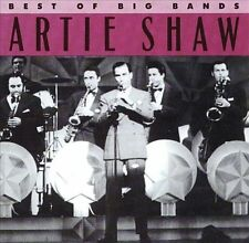 ARTIE SHAW - Best of the Big Bands CD - Columbia 1990 - LN