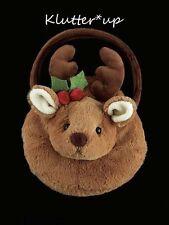 Bearington Bear PRANCER CARRYSOME #737441 Child Reindeer Purse  NEW FALL 2012