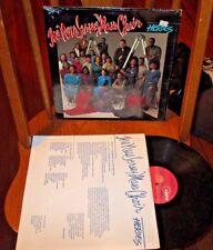 NEW JERSEY MASS CHOIR Heroes LP NM/EX- US LIGHT 1989 IN SHRINK SOUL BLACK GOSPEL