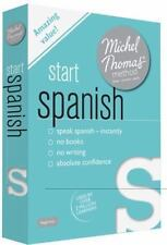 Start Spanish (Learn Spanish with the Michel Thomas Method): By Thomas, Michel