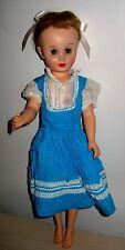 "Vtg 1950s High Heel 19"" Fashion Doll  14R Revlon Clone LOVELY DOLL"