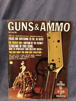 Guns&Ammo May 1966 Magazine The Centennial '66 100 Years Of Winchesters Article