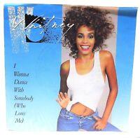 """Discos En Vinilo Whitney Houston 45 Revoluciones 7 7"""" LP Pop Single Raro Record"""