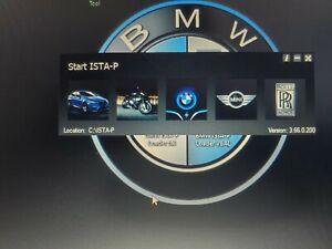 BMW ISTA -P 3.66 with ISTA+ 4.22.2