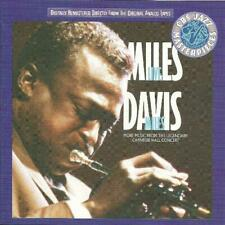 MILES DAVIS - LIVE MILES: MORE MUSIC FROM THE CARNEGIE HALL 1987 AUSTRIAN CD