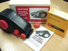 KODAK 6011 VERICOLOR 35mm 80ft (05/1991) & Western DAYLIGHT Bulk FILM LOADER 25m