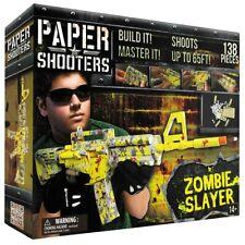 "MFH Paper Shooters Bausatz ""tactician Zombie Slayer"""