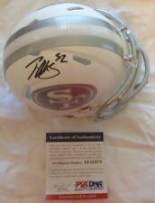 Patrick Willis Hand Signed S.F 49ers Ice Mini Helmet PSA Authenticated HOF