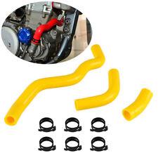 For Suzuki DRZ400 DRZ400E DRZ400S DRZ400SM Silicone Radiator Hose Clamp Clip Kit