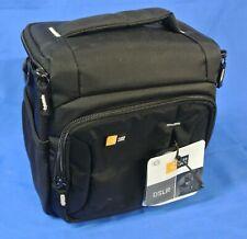 Case Logic Nylon DSLR Shoulder Bag Black TBC409