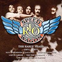 REO Speedwagon - Early Years 1971-1977 (NEW 8CD)
