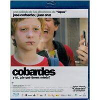 Cobardes (Bluray Nuevo)