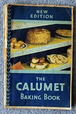 1931 CALUMET BAKING BOOK Cooking COOK BOOK Waffles MUFFINS Cake BISCUITS Pie