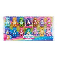Play Care Bears Collector Set Figures Toy Figure Just Characters Durable