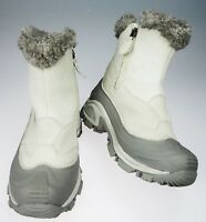 Womens 6 Columbia Whitefield Zip Omni Tech Waterproof Insulated Boots EUR 37