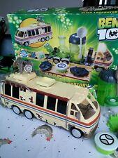 Ben 10 Alien Laboratory camper van cruiser